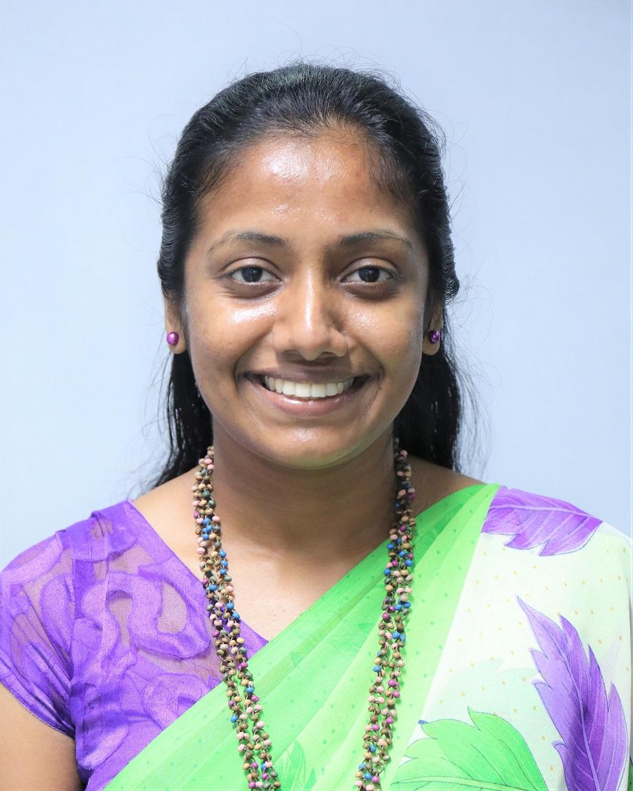 Ms. Hiroshika Nadeeshani Premarathne
