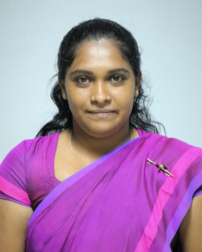 Ms. M.C. Madhushani