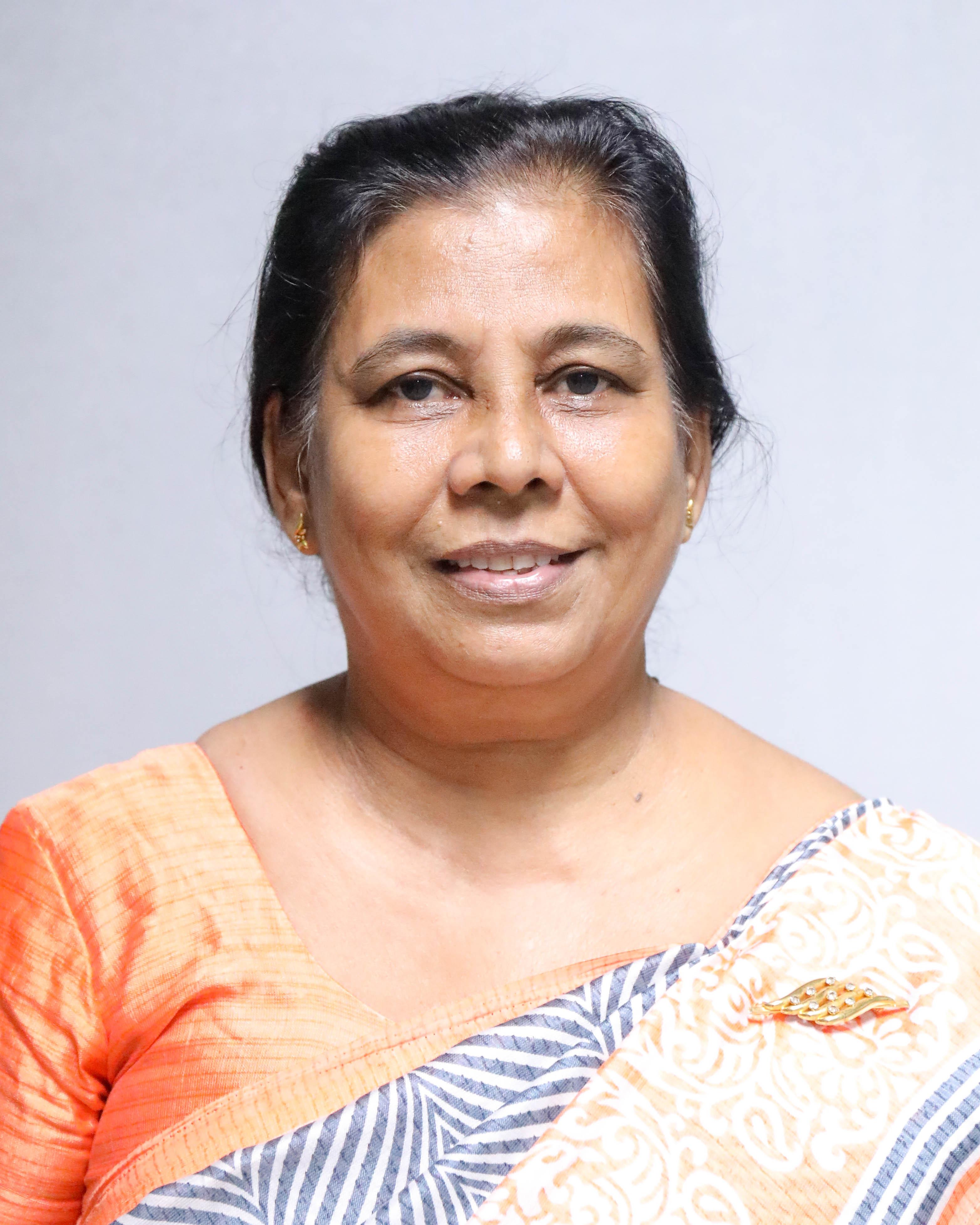 Dr. (Mrs.) M. C. Wijegunasekara
