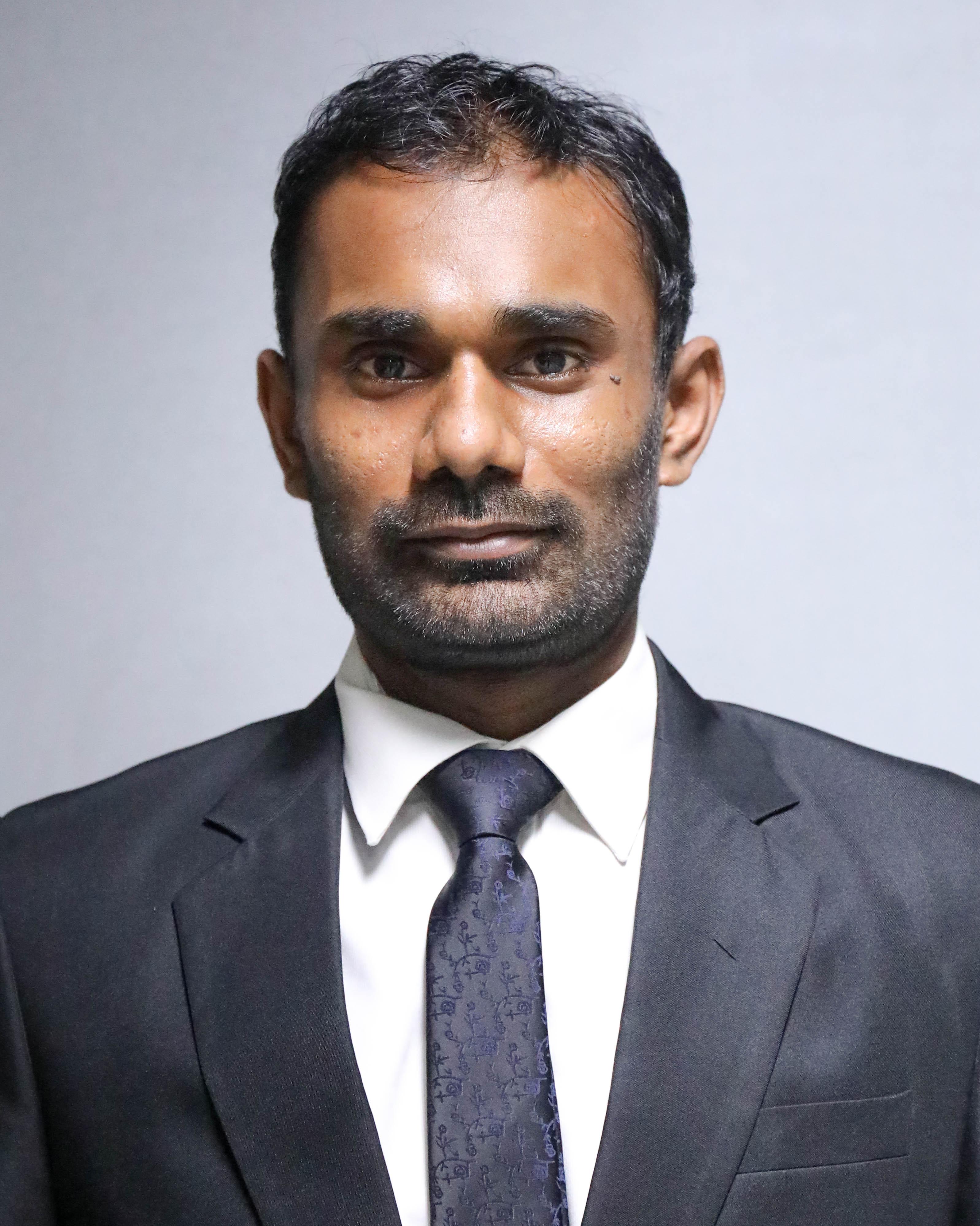 Mr. Krishnadeva Kesavan