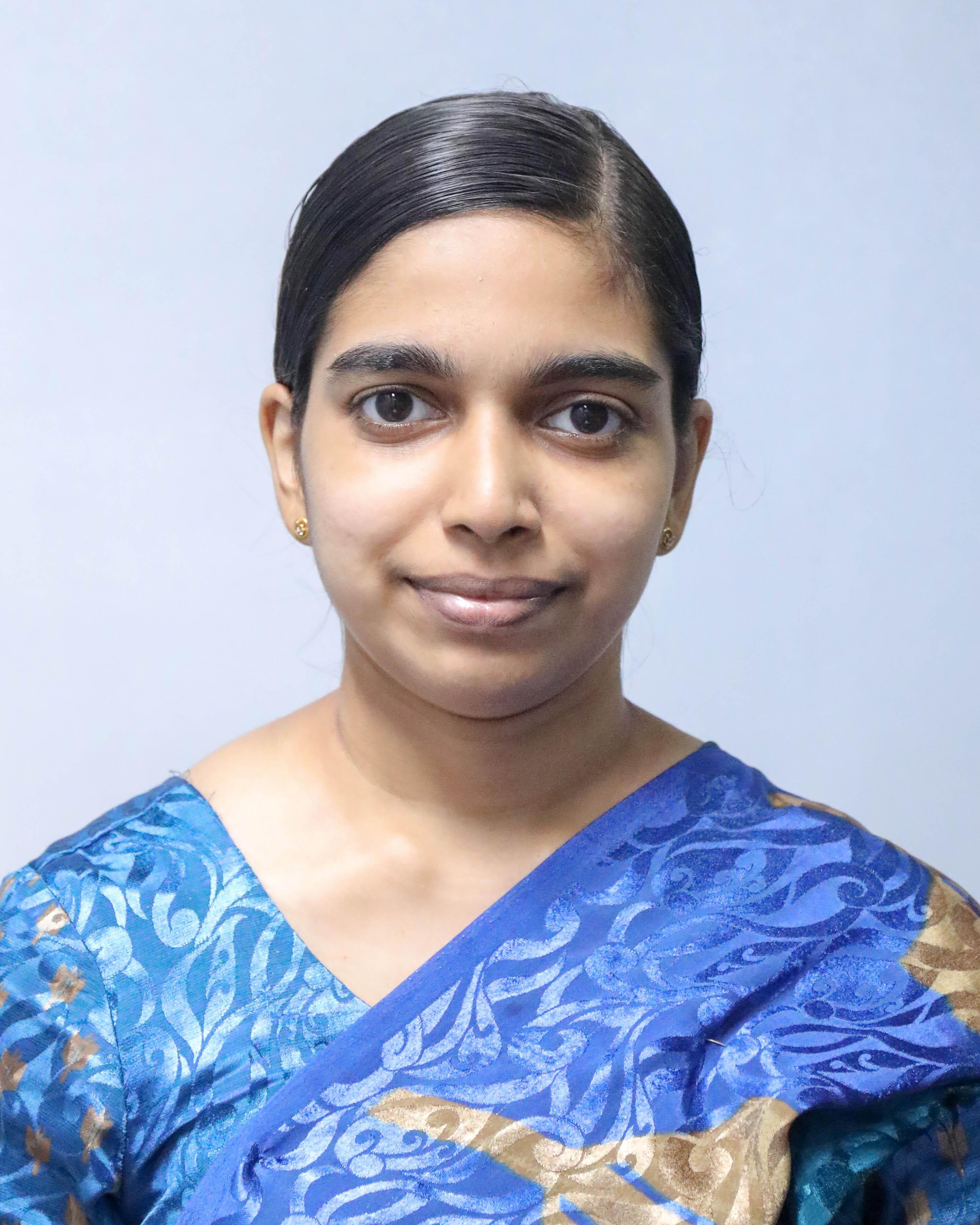 Dr. (Miss) Anuradhi Welhenge