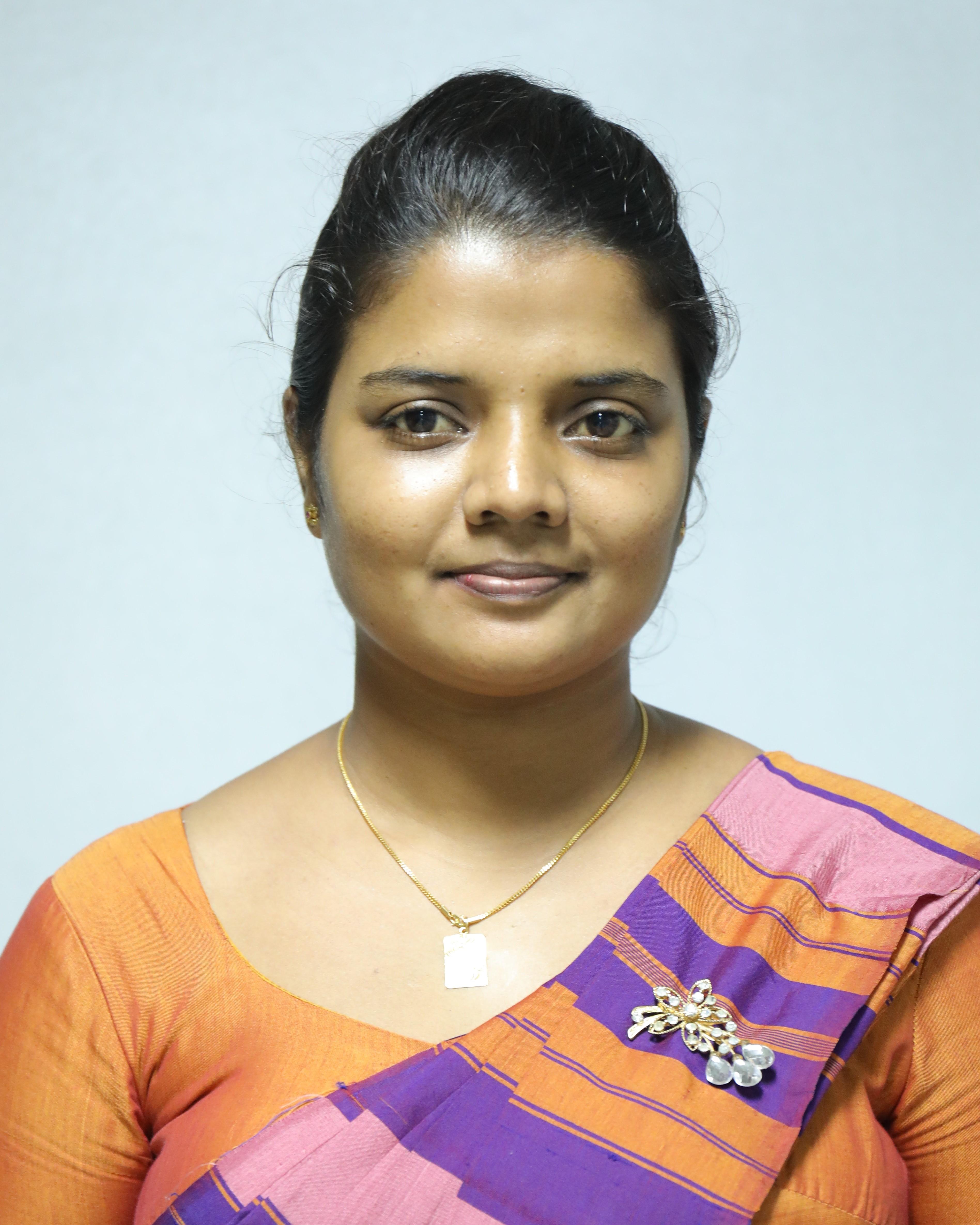 Ms Harshani Shrikanthi
