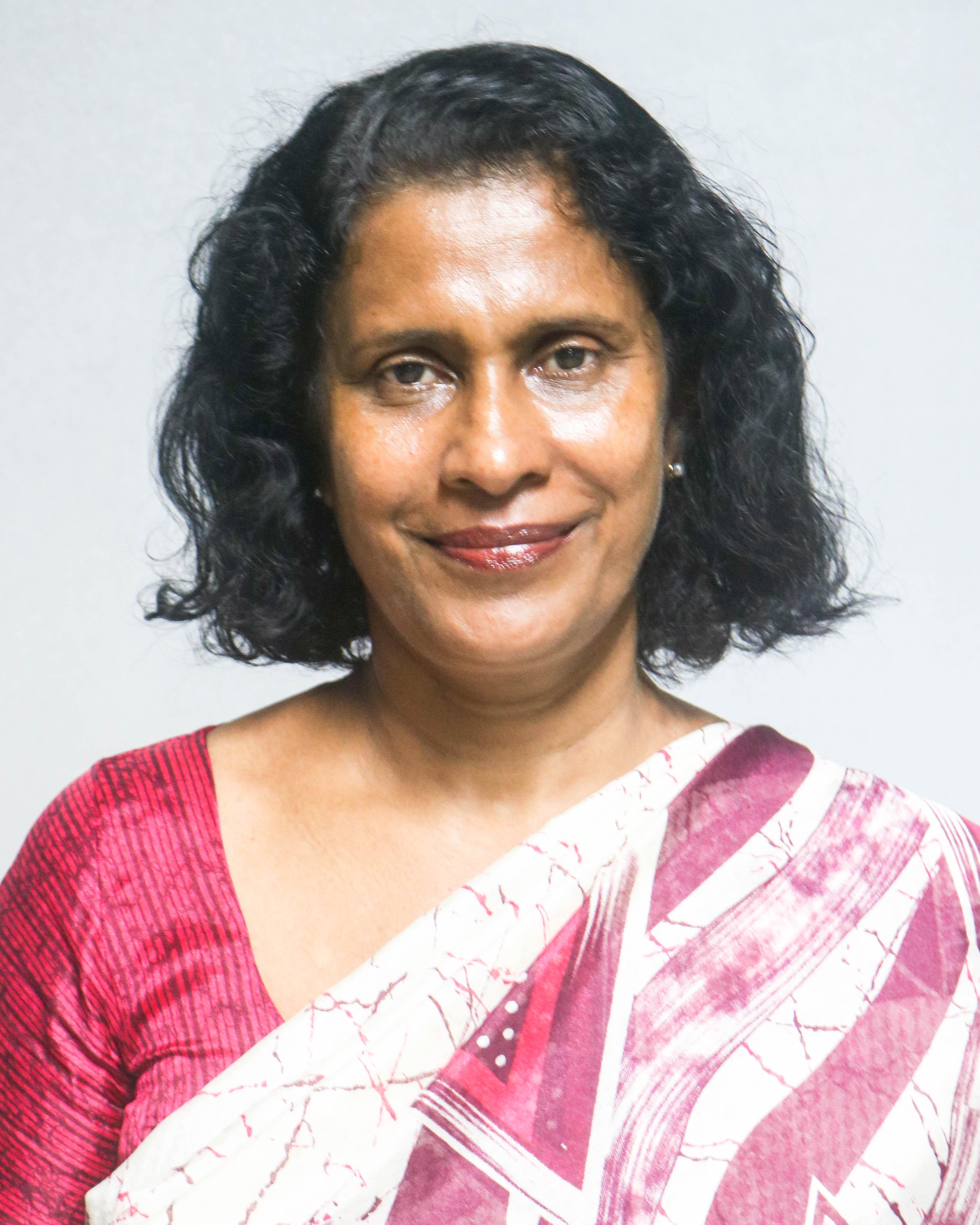 Dr. (Ms.) Devindri Perera